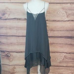 H &M slip dress